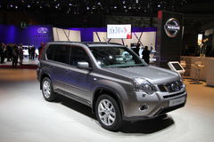 NiSSAN X-Trail Royalty Free Stock Image