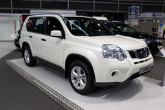 Nissan X-Trail Stock Photo