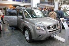 Nissan X-Trail Royalty Free Stock Photo