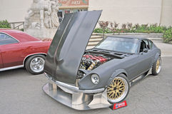 Nissan 240Z Royalty Free Stock Photography