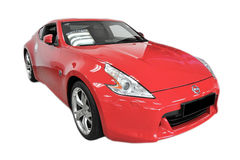 Nissan 350Z Stock Photography