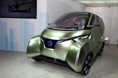The Nissan Zero Emission Concept Stock Photo