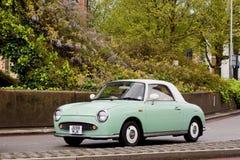 Nissans Figaro Lizenzfreie Stockbilder