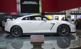 Nissans GT-R 2013 Stockfotos
