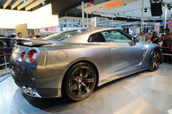 Nissans gtr Photos stock