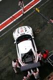 NISSANS GTR (LA FIA GT) Photo libre de droits