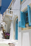 Nissyros island in Greece Royalty Free Stock Photos