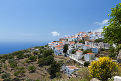 Nissyros island in Greece Stock Photo