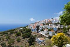 Nissyros island in Greece Stock Photo