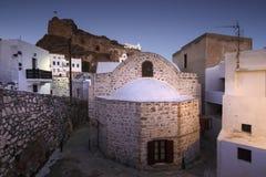 Nisyros Photo libre de droits