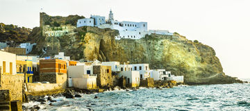 Nisyros Island (Dodecanese) Stock Photography