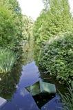 Niszcząca rzeka Obraz Stock