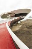 NITEROI CONTEMPORARY ART MUSEUM, RIO DE JANEIRO, BRAZIL - NOVEMB Royalty Free Stock Photos