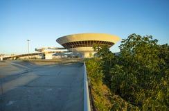 Niteroi stad, Rio de Janeiro tillstånd/Brasilien Sydamerika - 01/27/2019 beskrivning: MAC Niteroi Museum av samtida konst av Ni fotografering för bildbyråer
