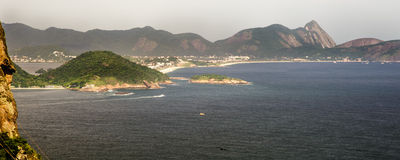Niteroi in the state of Rio de Janeiro Stock Photography