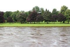 Nith реки Стоковые Фотографии RF