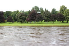 Nith del fiume Fotografie Stock Libere da Diritti