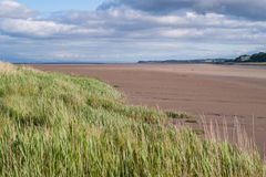 Nith-Mündung, Schottland Lizenzfreie Stockfotografie