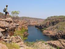 Nitmiluk National Park, Northern Territory, Australia Stock Photos