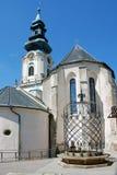 Nitra castle, Slovakia Royalty Free Stock Photo