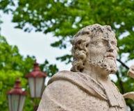 Nitra Castle - Statue detail stock photo