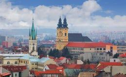 Nitra City Royalty Free Stock Photography