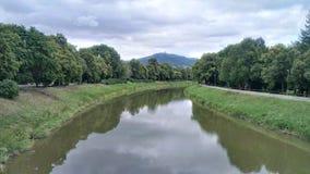 Nitra - Slovakien Arkivbilder