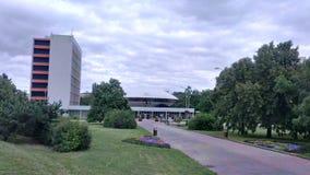 Nitra - Slowakei Stockfoto