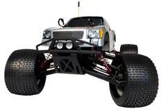 Nitro driven gigantisk lastbil för radiokontroll Royaltyfria Bilder