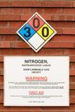 Nitrogen Stock Image