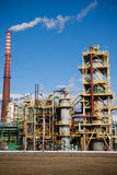 Nitrogen Chemical plant in Poland Stock Photo
