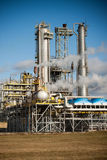 Nitrogen Chemical plant in Poland Royalty Free Stock Image