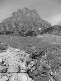 Nivåer av landskapet Arkivfoto