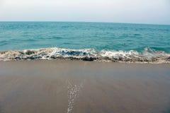 Nivati Beach stock photography
