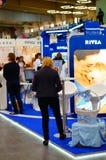Nivea stand Royalty Free Stock Image