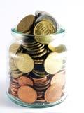 Niveau 3 d'opérations bancaires par télématique - débordement Photographie stock libre de droits