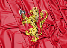 niveau 3D royal de la Norvège Images libres de droits