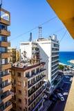 Niveau multi de Beyrouth ayant beaucoup d'étages image stock