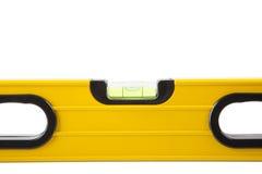 Nivel amarillo imágenes de archivo libres de regalías