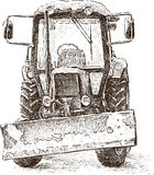 Niveladora libre illustration