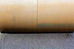 Nivelando o pavimento do asfalto Fotografia de Stock Royalty Free