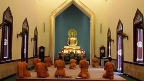 'Nivelando rezar' Fotografia de Stock Royalty Free