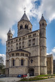 Nivelles Abbey, Belgium Royalty Free Stock Photography