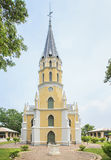 Niwet Thammaprawat temple Royalty Free Stock Photography