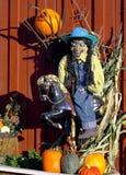 Żniwo i Halloween Zdjęcie Stock