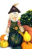 Żniwo i Halloween dekoracja Fotografia Stock