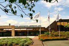 Nixdorf AG di Wincor di acquisizione da compagnia statunitense Diebold Fotografie Stock