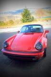 Niza Porsche clásico Imagen de archivo libre de regalías