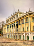 Nizami Museum of Azerbaijani Literature. In Baku Royalty Free Stock Images