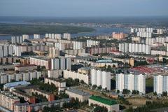 Nizhnevartovsk city Stock Photo